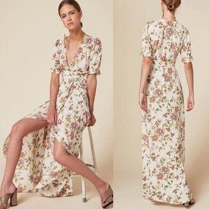 Reformation | XL Addilyn Dress Sonoma Floral Maxi